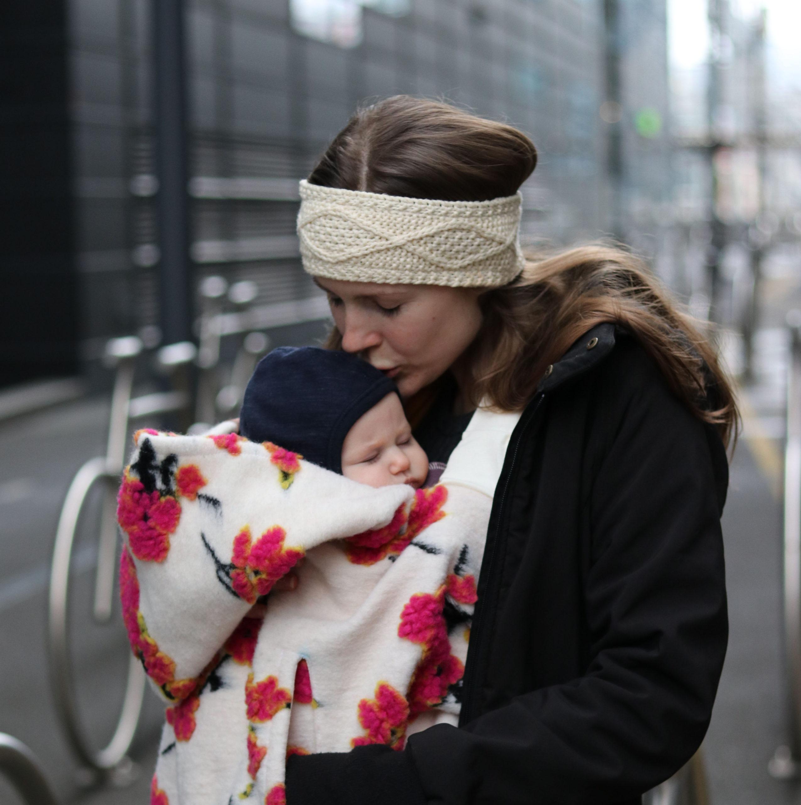 Přirozený porod v porodním domě v Norsku