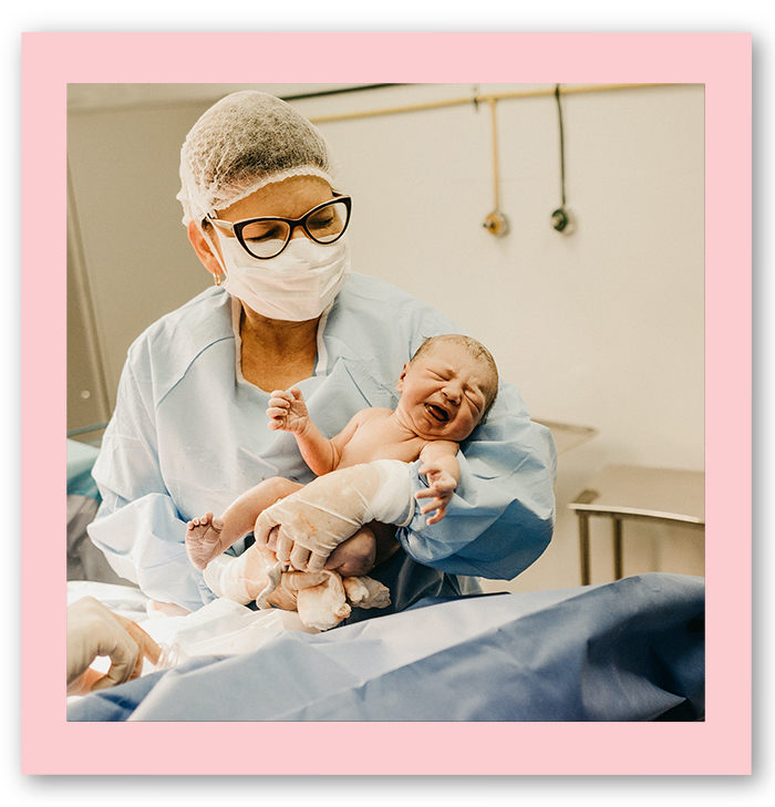 Císařský řez - porodní příběhy