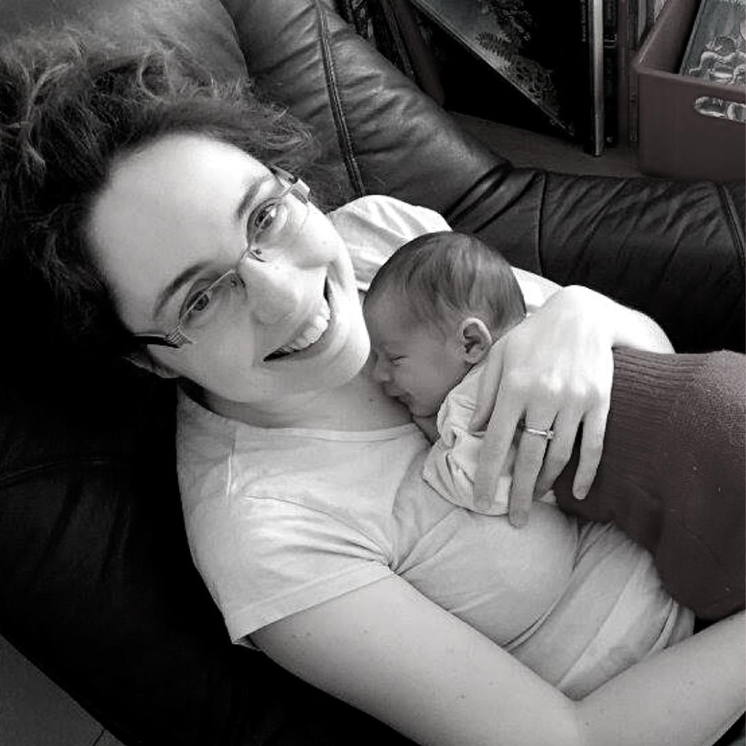 Ingrid Dach - 3 porody - porodnice, porod do vody v Dánsku, ambulantní porod